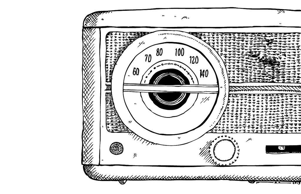 campanie de publicitate radio